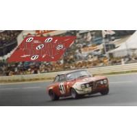 Alfa Romeo 2000 GTAm - Spa 1971 nº41