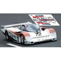 Porsche 962C - Le Mans 1988 nº72