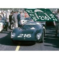 Lola T70 MkIII - Targa Florio 1967 nº216