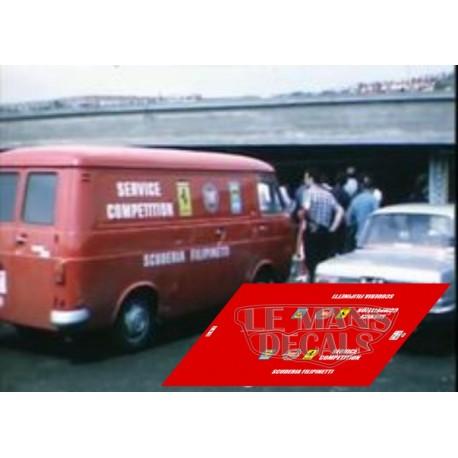 Fiat 238 - Scuderia Filipinetti