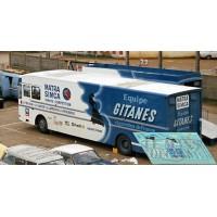 Leyland Tranporter - Equipe Matra Gitanes