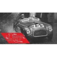Ferrari 195 S - Mille Miglia 1950 nº733