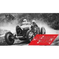 Bugatti T51 - Targa Florio 1931 nº2