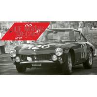 Ferrari 250 GT Lusso - Targa Florio 1964 nº120
