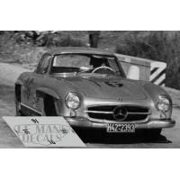 Mercedes 300 SL - Targa Florio 1955 nº16