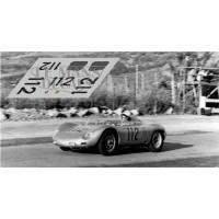 Porsche 718 RSK - Targa Florio 1959 nº112