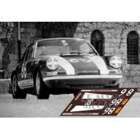 Porsche 911S - Targa Florio 1969 nº86