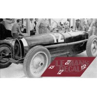 Bugatti T59 - Spanish GP 1934 nº12