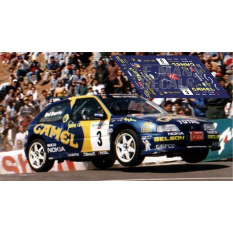 Citroën ZX Kit Car - Rally Canarias 1998 nº3