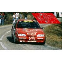 Citroën ZX 16V - Rally Cataluña 1995 nº18