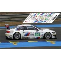 BMW M3 E92 GT2 - Le Mans 2011 nº56
