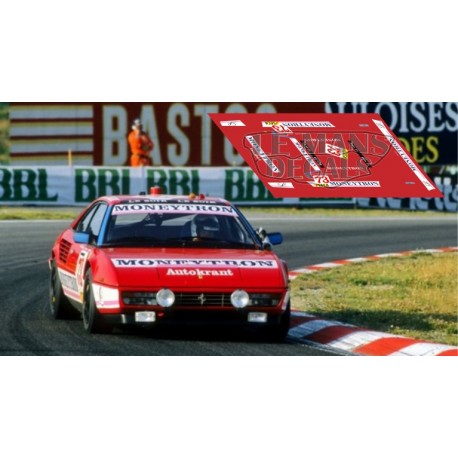 Ferrari Mondial  - 24h Spa 1989 nº73