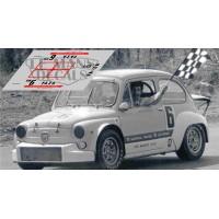 Fiat Abarth 1000 TCR - SCCA 1970 nº6