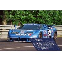Bugatti EB110 - Le Mans 1994 nº34