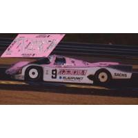 Porsche 962C - Le Mans 1989 nº9