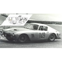 Ferrari 250 GT SWB - Tour France 1961 nº149