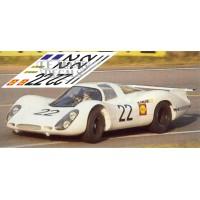 Porsche 908 Coupe - Le Mans 1969 nº22