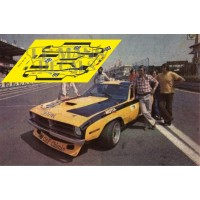 Chrysler Hemicuda - Le Mans 1975 nº89