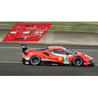 Ferrari 488 GTE - Le Mans 2018 nº52