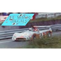 Mirage M6 - Le Mans 1973 nº8