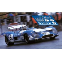 Matra MS650 - 1.000Km Brands Hatch 1970 nº51