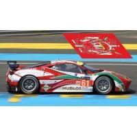 Ferrari 458 Italia GTC - Le Mans 2015 nº61