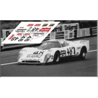 Chevron B16 - Le Mans 1970 nº48