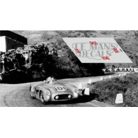 Mercedes 300 SLR - Targa Florio 1955 nº106