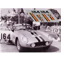 Ferrari 250 GT TdF - Tour France Auto 1958 nº164