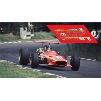 Ferari 312 F1 - British GP 1968 nº6