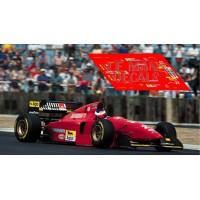 Ferrari 412 T1B  - GP Alemania 1994 nº27