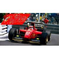 Ferrari 412 T1B  - GP Monaco 1994 nº27