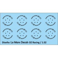 OZ Racing Wheels Type 3 - 5 screws - Black