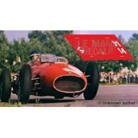 Ferrari 246 F1 - Italian GP 1958 nº14
