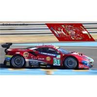 Ferrari 488 GTE - Le Mans 2019 nº51