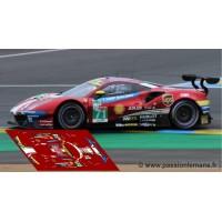 Ferrari 488 GTE - Le Mans 2019 nº71