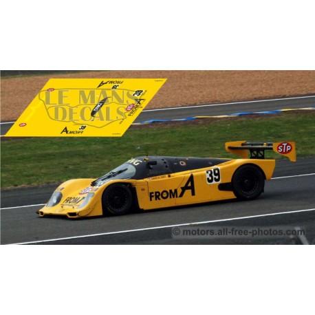 Porsche 962 - Le Mans Classic 2010 nº39