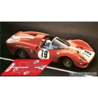 Ferrari 365P2 - Le Mans 1966 nº19