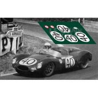 Cooper T39 - Le Mans 1957 nº40