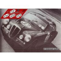 Lancia Aurelia B20 - Le Mans 1951 nº33
