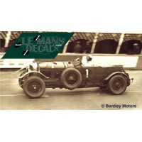 Bentley Speed Six - Le Mans 1929 nº1
