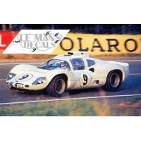Chaparral 2D - Le Mans 1966 nº9
