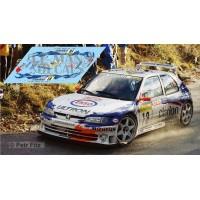 Peugeot 306 Maxi - Rallye Montecarlo 1998 nº16