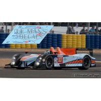 Aston Martin AMR One  - Le Mans 2011 nº007