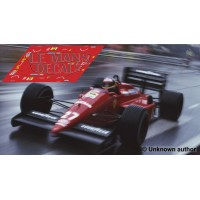 Ferrari 187/88C NSR Formula  - GP Monaco 1988 nº27