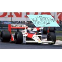 McLaren MP4/4 NSR Formula Slot - GP Japón 1988 nº11