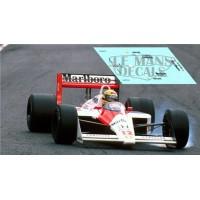 McLaren MP4/4 NSR Formula Slot - GP Japón 1988 nº12