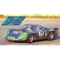 Alpine A220  - Le Mans 1969 nº29