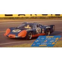Alpine A220  - Le Mans 1969 nº30