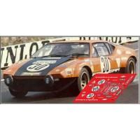 DeTomaso Pantera Gr3 - Le Mans 1972 nº30